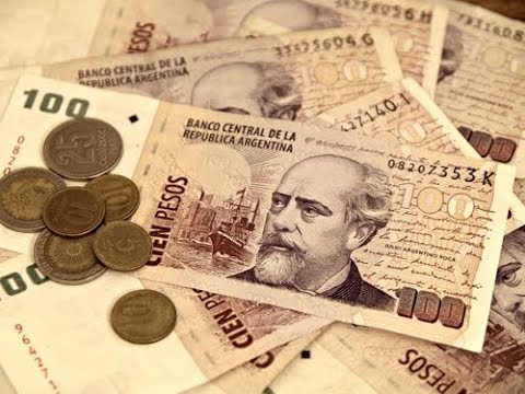 Argentina Peso Trading At 0.0412 To The Dollar