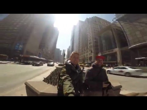 Chicago Trip 2016 / GoPro