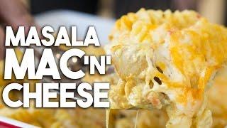 Masala Mac and Cheese