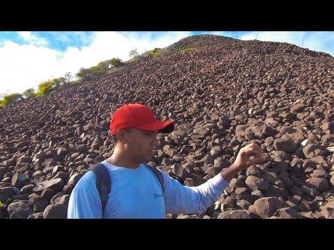 Pico do Cabuji -  vulcão adormecido em Rio Grande do Norte