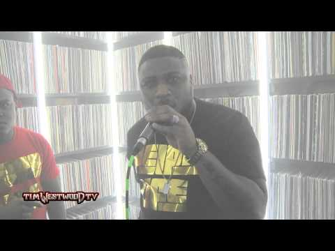 Gappy Ranks & Starker freestyle - Westwood Crib Session