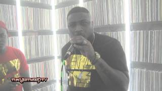 Westwood - Gappy Ranks & Starker Crib Session Freestyle