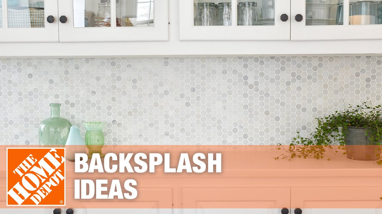 backsplash ideas the home depot