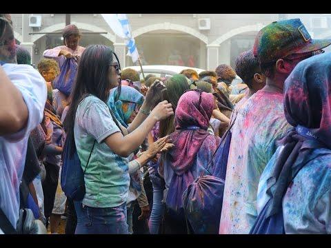 Color Run Balikpapan 29 Januari 2017