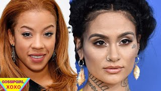 Keyshia Cole allegedly is telling Kehlani to STFU and stop complaining