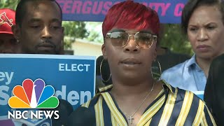 Michael Brown's Mother: 'I Learned To Walk Again' | NBC News