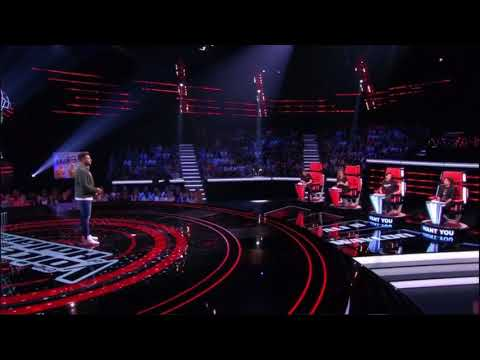 Waylon - Kleine Jongen   TVOH Seizoen 9   The Blind Auditions