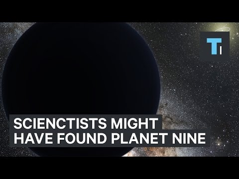 Zooniverse citizen science project might have found Planet Nine