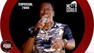 MC Gorila - Ao vivo no projeto Funk Carioca (18 anos)
