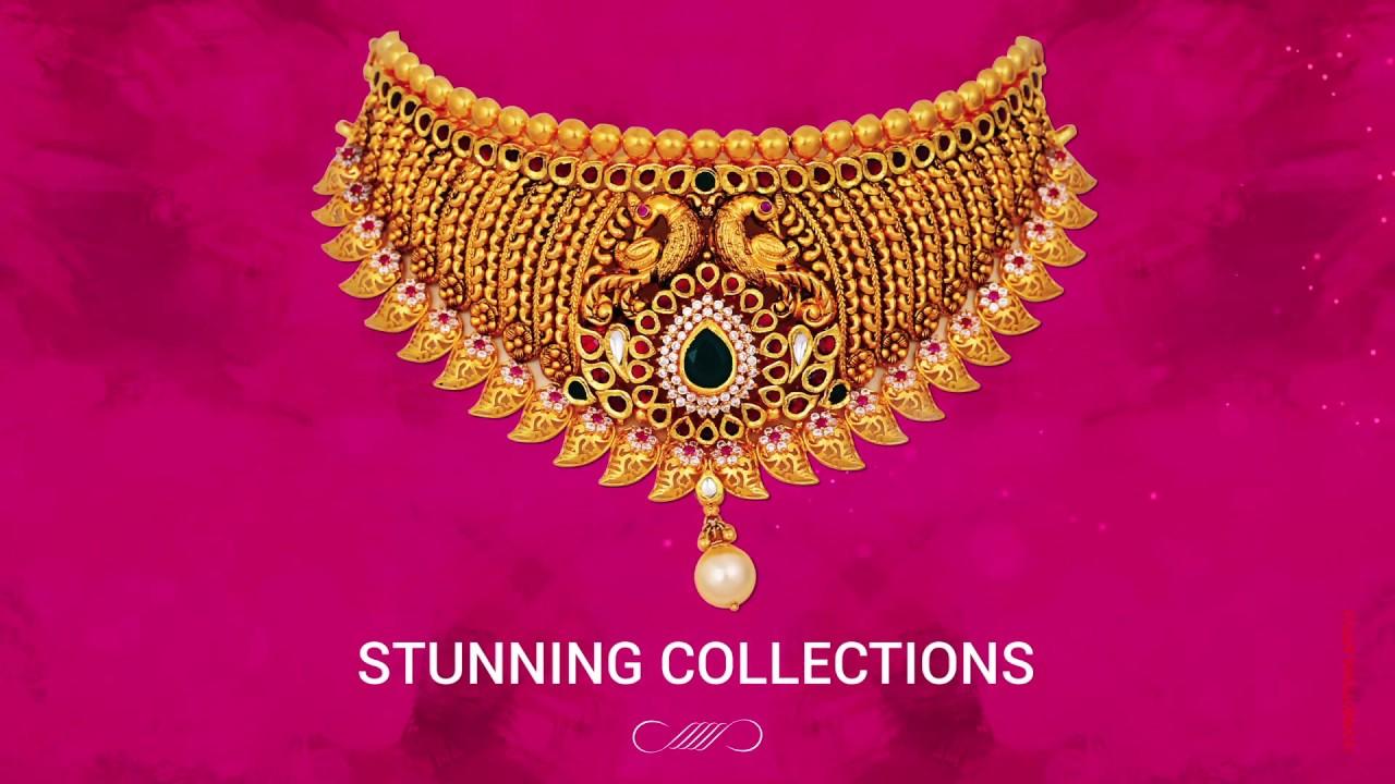 AVR SWARNAMAHAL 33% off on Gold And Diamond-Bangalore - YouTube