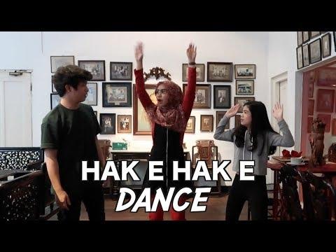 Download Youtube: Ria Ricis, Niana Guerrero & Ranz Kyle - HAK E HAK E dance