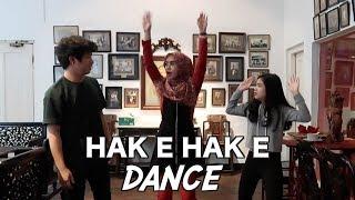 connectYoutube - Ria Ricis, Niana Guerrero & Ranz Kyle - HAK E HAK E dance