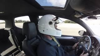 run against Audi S4 Avant