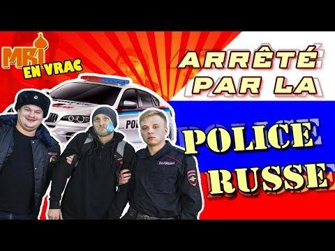 ARRÊTÉ PAR LA POLICE RUSSE !  -  [MRI EN VRAC #10]