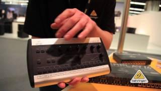 (auf Deutsch) ProLight+Sound 2011 - BEHRINGER POWERPLAY Personal Monitoring System