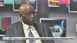GEOPOLIS (INVITÉE: HAMENI BIEULEU. ELECTIONS 2018, UNITÉ  NATIONALE) EQUINOXE TV DU 27 05 2018