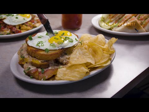Chicago's Best Bacon: Cafe Olympic