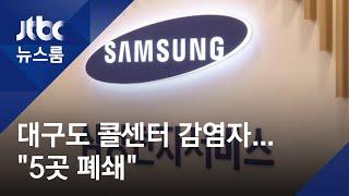 """대구도 콜센터 집단감염 비상…""""5곳 폐쇄 후 관리 중"""" / JTBC 뉴스룸"""