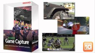 Roxio Game Capture - TopTenReviews