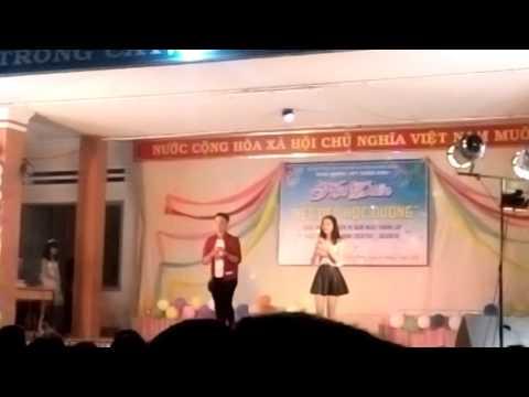 HỌC SINH THANH LỊCH-THPT KRÔNG BÔNG-TRANG PHỤC TỰ CHỌN (26/03/2016)