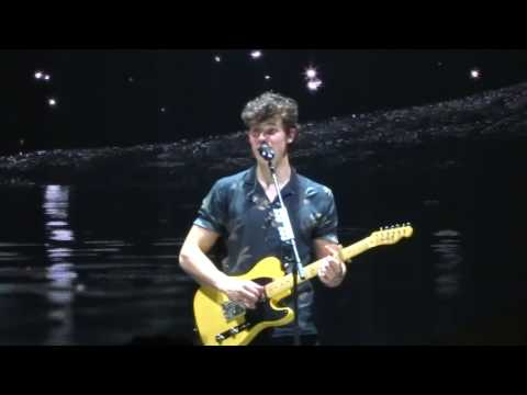 Shawn Mendes - Never Be Alone (Live at the Oracle Arena)