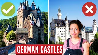 Best Castle In Germany | Burg Eltz vs Neuschwanstein Castle | German Wine Region Mosel Valley