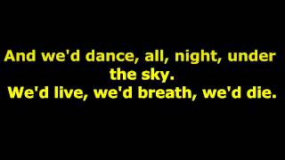 The All American Rejects - Kids In The Street Lyrics