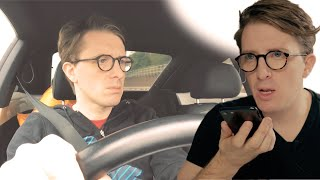 One of James Veitch's most viewed videos: 2. Veitch does Waze