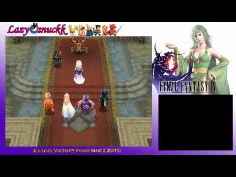 Final Fantasy 4 Part 35: Enter The Underworld