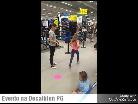 5af8a71e9 Evento Decathlon PG - YouTube