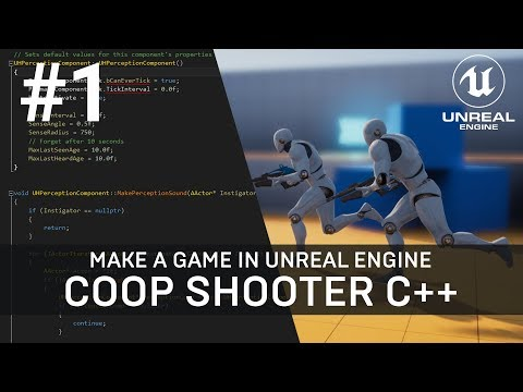 Create a Multiplayer Shooter in C++ with Unreal Engine 4