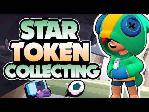 Leon Collecting Star Token :: Brawl Stars