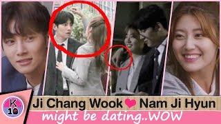 ❤ [Suspicious Partner] Ji Chang Wook and Nam Ji Hyun might be DATING‼
