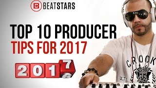 10 Tips for Producers/Beat Makers