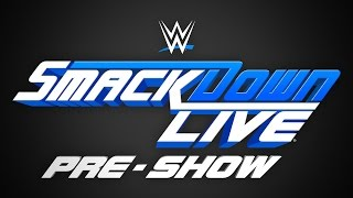 SmackDown LIVE Pre-Show: Dec. 6, 2016