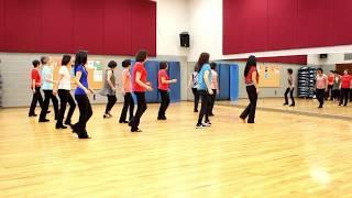 Let Us Dance - Line Dance (Dance & Teach in English & 中文)