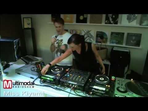 World's top DJanes: Miss Kiyami 2015 - Multimodal Radio Show
