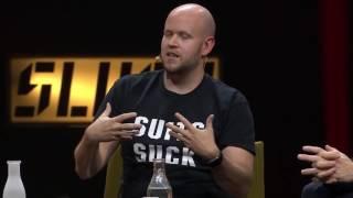 Spotify CEO Daniel Ek talks about replacing Microsoft Dynamics with NetSuite