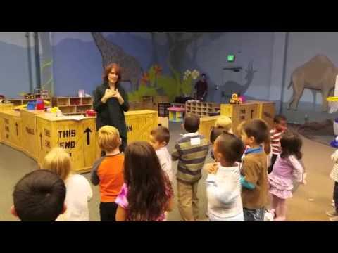 TCOTWSC Preschool Christmas Song 2014