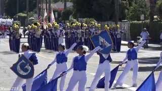 Garey HS - The Gallant Seventh - 2015 Placentia Band Review