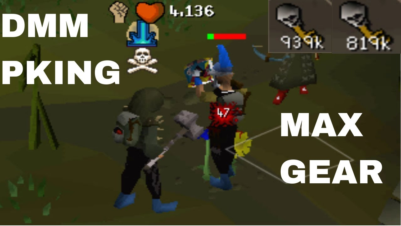 [DMM] He MADE A BIG MISTAKE (PKing) / DMM Invitational Day 6 OSRS