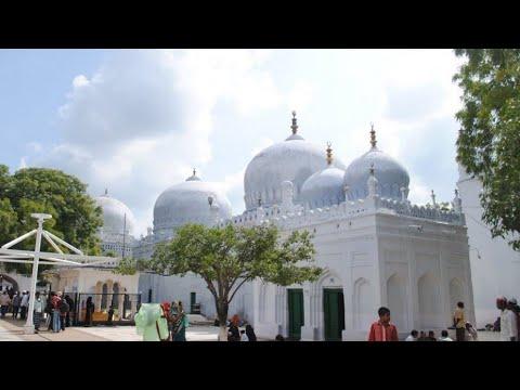 Ziarat e Dargah Hazrat Khwaja Bande Nawaz(R.A.), Gulbarga, India