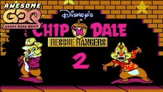 Chip N Dale: Rescue Rangers 2 1p2c race of swordsmankirby v garadas21 in 13:39 - AGDQ2019