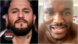 Kamaru Usman: Jorge Masvidal stepped over the line, he's 100% next | ESPN MMA