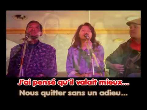 Karaoké Fafah & Farakely & Rolly & Mbola Talenta - J'entends siffler le train - The Boxer (Extrait)