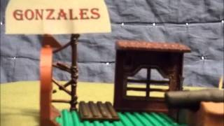 The Battle of Gonzales - by Simon Thomas