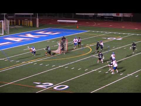 TO Varsity LAX vs Westlake 1APR2015