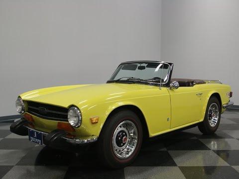 417 NSH 1974 Triumph TR6