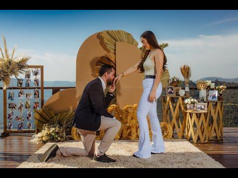 Philipe e Jeniffer - Pedido de Casamento na Serra Gaúcha RS