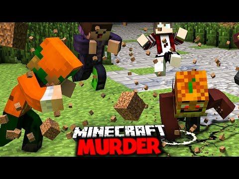 TÖDLICHES MURDER DUELL GEGEN MAUDADO! ✪ Minecraft MURDER